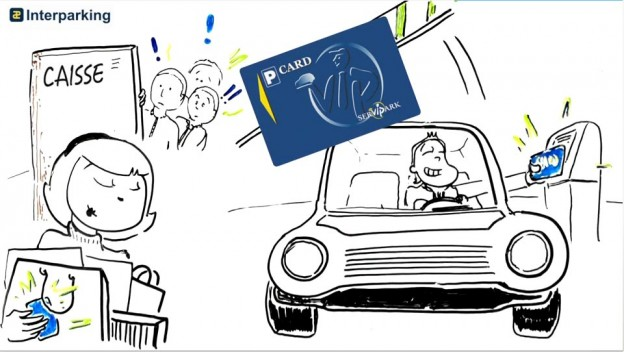 Interparking France - P-Card