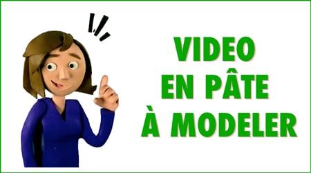 vidéo explicative en pâte à modeler