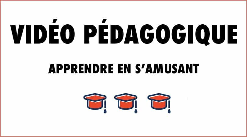 vidéo pédagogique