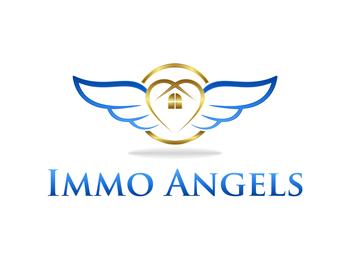 immo angels logo