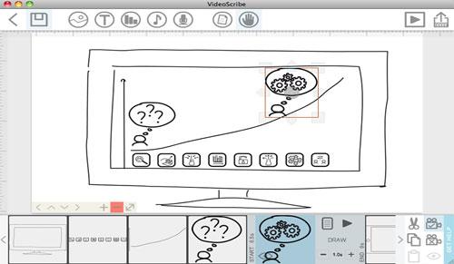 Image logiciel videoscribe