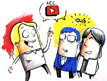 video scribing pour la compréhension