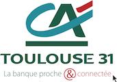 village crédit agricole toulouse logo