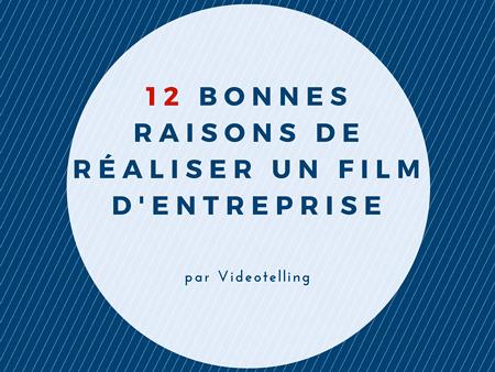 Réaliser film d'entreprise