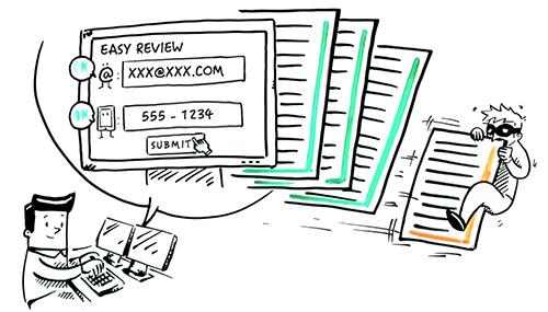 Consigne de sécurité en vidéo des exemples de microlearning
