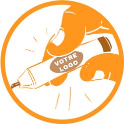 option logo marqueur