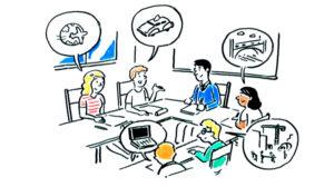 La communication en tant que cadre