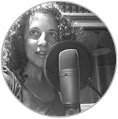 Aurora De la Iglesias - voix off