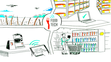 Vitagora soutient FoodTech