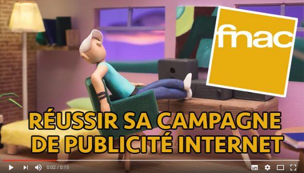 publicite fnac 2016