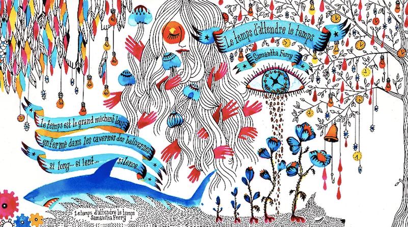 Samantha Ferry Illustratrice