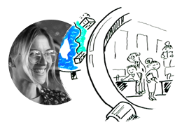 Magdalena Klepacz Illustration Whiteboard