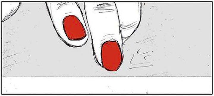 Kevin Ledron Storyboard