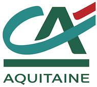 logo crédit agricole aquitaine village