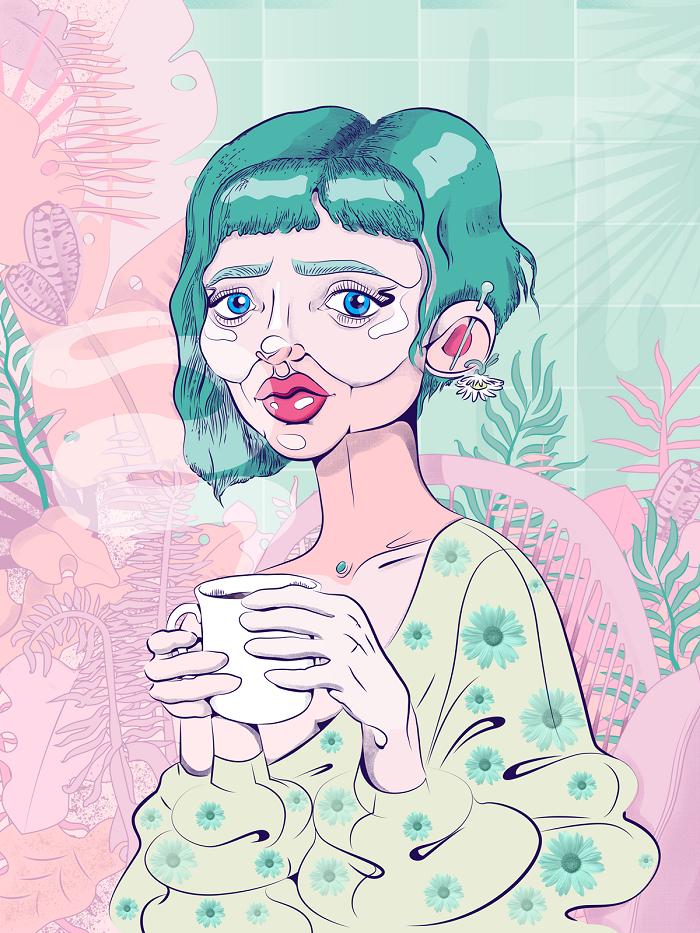 Magdalena Klepacz Illustration Digitale 02