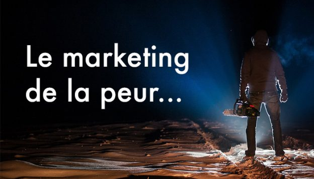 marketing photo peur