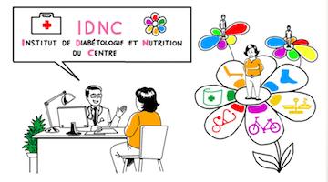IDNC et LNA Santé