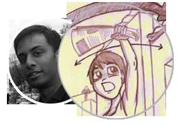 cedric-belconde storyboarder videotelling