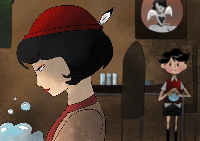 Alisa Igityan Illustratrice Digital VideoTelling