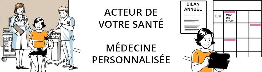 médecine personnalisée