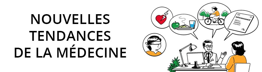 médecine santé tendance transformation digitale