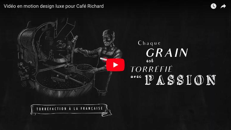 Logo café Richard