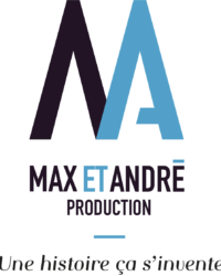 logo max et andré production couleur