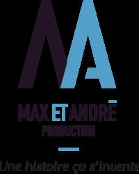 logo max et andré production couleur