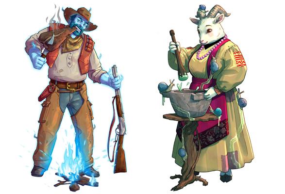 cowboy-chevre