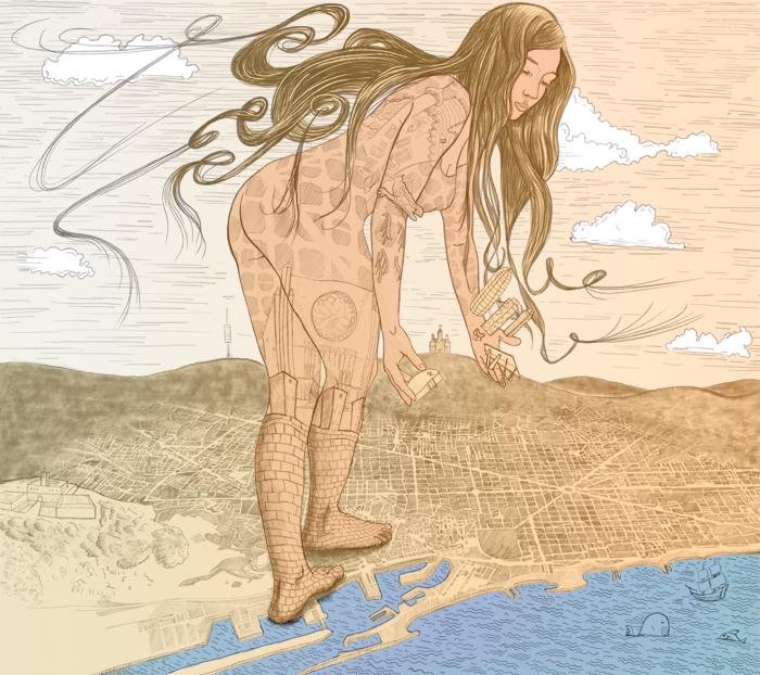 Stephane Carteron illustration digitale 04