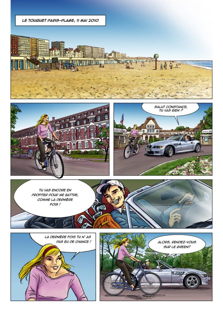 bd touristique le touquet
