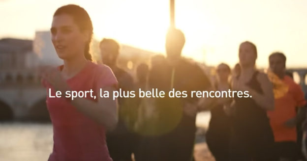 publicité intersport