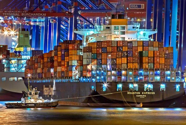 bateau port
