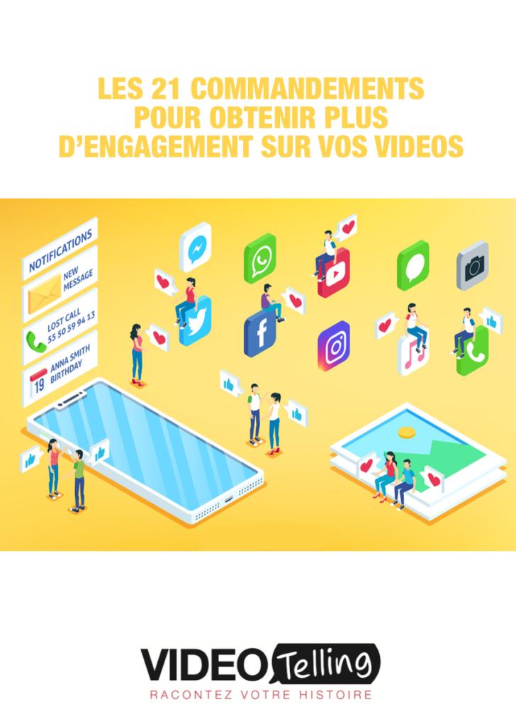 engagement vidéos image