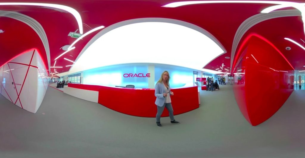 oracle video 360 image