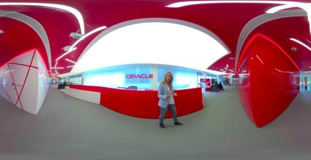 oracle video 360 image