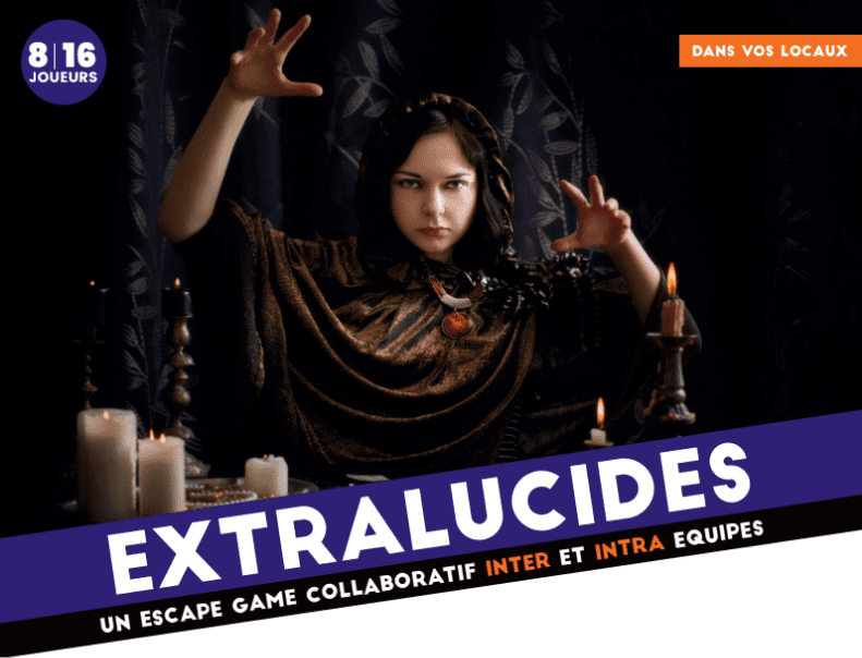 Image Escape Game Extralucides